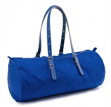 "BAG ""DUFFLE-CO"" (DU-CO-AZ) blue"