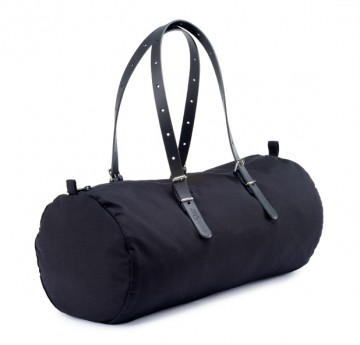 "BAG ""DUFFLE-CO"" (DU-CO-NE) black"