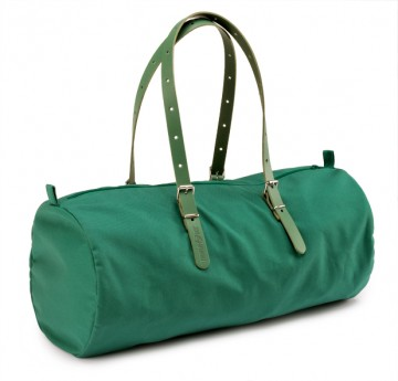 "BAG ""DUFFLE-CO"" (DU-CO-VE) green"