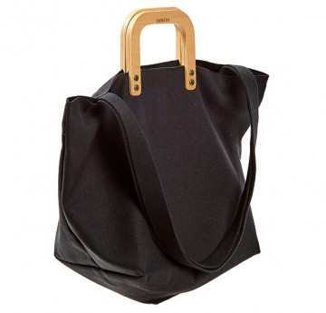 "BAG ""CANVAS"" (SFC-10-NE) black"